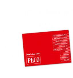 Peco 0003 - Niemieckie wydanie katalogu Peco 2012