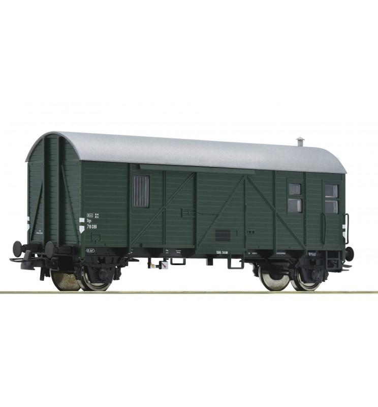 Roco 76681 - Wagon służbowy ÖBB (brankard)