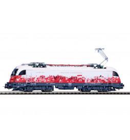 Piko 59917 - Lokomotywa elektryczna Husarz / Taurus EU44-005 PKP Intercity (Niepodlegla, biało/czerwony) ep. VI