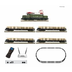 Fleischmann 931886 - z21® Digital starter set: electric locomotive class 194 with goods train DB
