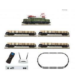 Fleischmann 931886 - z21® Digital starter set: electric locomotive class 194 with goods train DB