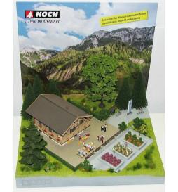 """Noch 71208 - Diorama """"Wakacje w górach"""""""