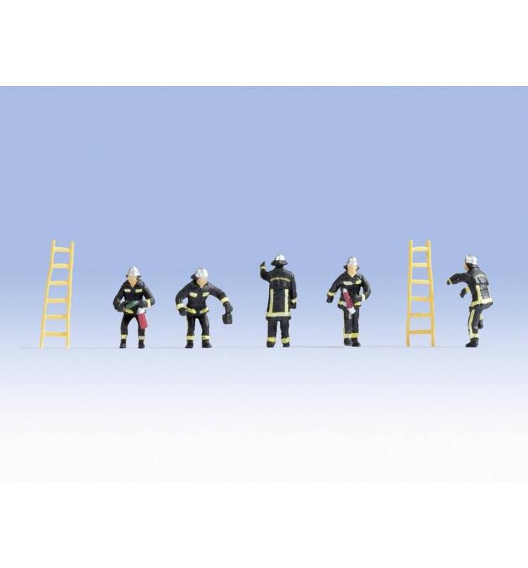 Noch 15023 - Brygada strażacka