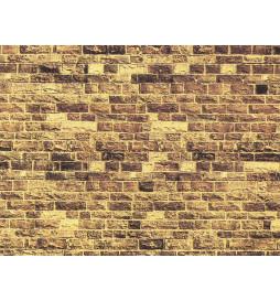 Noch 57750 - Mur z żółtej cegły, 64x15cm