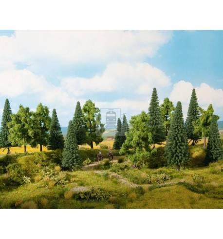 Noch 24620 - Drzewa mieszane 8 sztuk, 10 - 14 cm