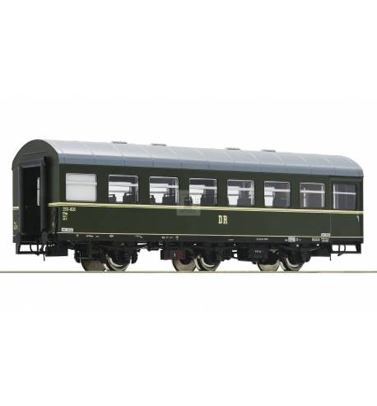 "Roco 74458 - Wagon pasażerski ""Reko"" DR, ep. IV"