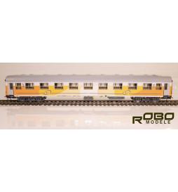 Wagon pasażerski 112A typ Y 1 klasy TLK, St. W-wa Szczęśliwice - Robo 2111110