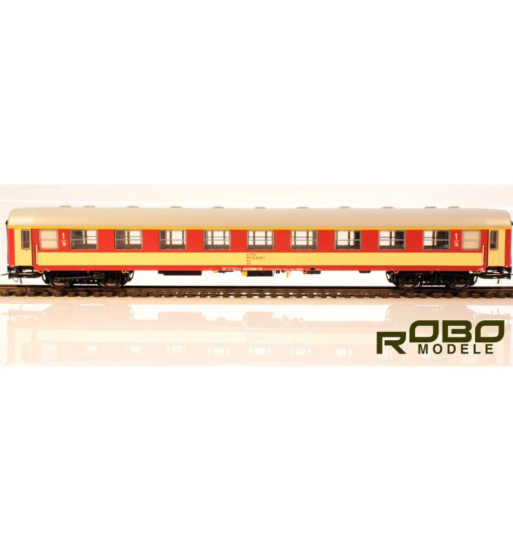 Robo 2113110 - Wagon pasażerski 112Ag typ Y 1 klasy kremowo-czerwony, St. Przemyśl