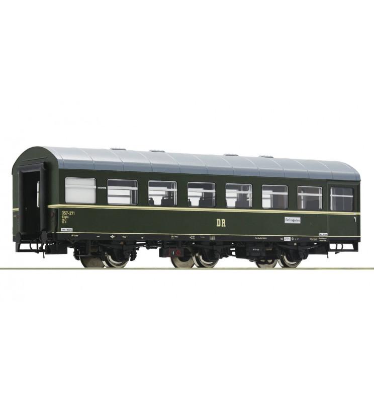 "Roco 74460 - Wagon pasażerski ""Reko"" DR, ep. III"