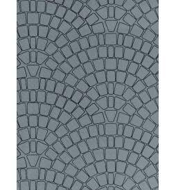 Vollmer 46053 - H0 Płytka z katonu z imitacją drogi kamiennej, 10szt