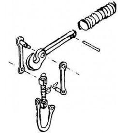 Weinert 8632 - Sprzęg śrubowy H0