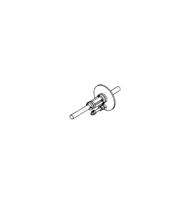 Weinert 9226 - Rury ochronne tłoczyska do BR 38.10 i BR 78 (2szt)