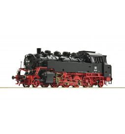 Roco 73022 - Lokomotywa parowa (tendrzak) BR86 DB (na PKP TKt3)