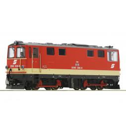 Roco 33299 - Lokomotywa spalinowa wąskotorowa 2095 006-9 ÖBB H0e, DCC z dźwiękiem LeoSound