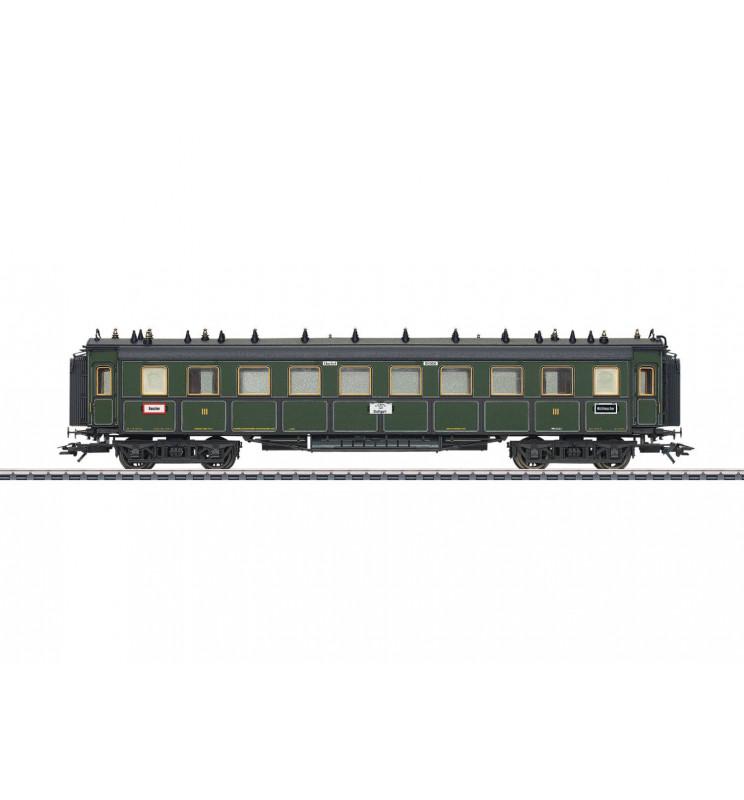 Marklin 41358 - Wagon osobowy 3.Kl.K.Bay.St, ep.I