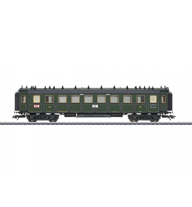 Marklin 41359 - Wagon osobowy 3.Kl.K.Bay.St, ep.I