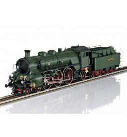 Trix 22403 - Parowóz ekspresowy S 3/6, DCC z dźwiękiem i generatorem dymu
