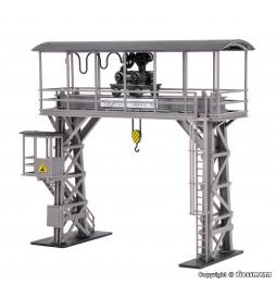 Vollmer 45727 - H0 Crane overloading