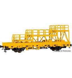 Kibri 26262 - H0 Platforma z podestem do montażu sieci trakcyjnej