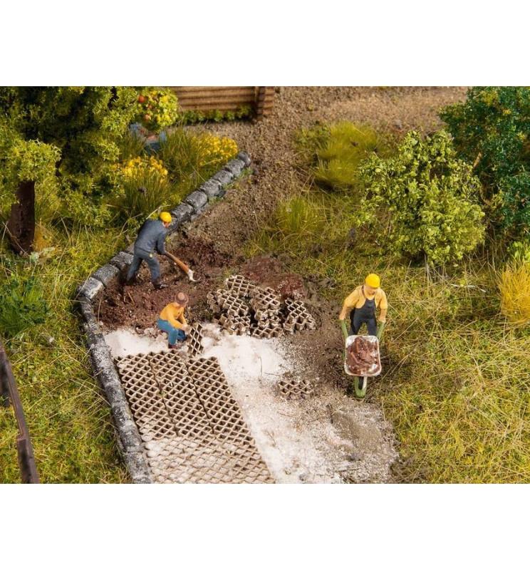 Noch 14227 - Płyty trawnikowe perforowane
