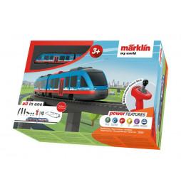 Marklin my world 29307 - Zestaw Startowy Airport Express - Hochbahn
