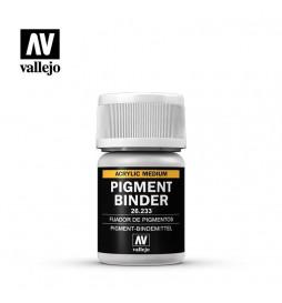 Vallejo 26233 - Pigment binder (utrwalacz do pigmentów)