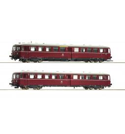 Roco 72080 - Accumulator railcar class BR 515 with cab car