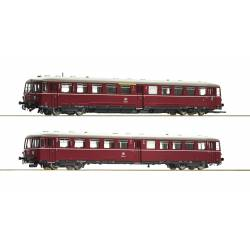Roco 72081 - Accumulator railcar class BR 515 with cab car