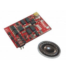 Piko 56438 - PIKO oryginalny dekoder dźwiękowy DCC do ST44 PKP PluX22 z głośnikiem