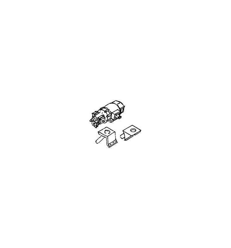 Weinert 84502 - Turbogenerator typu AEG do parowozów