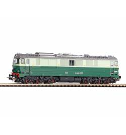Piko 52860ZS - Lok. spalinowa SU46-039 PKP, DCC ZIMO Sound+E1+UPS