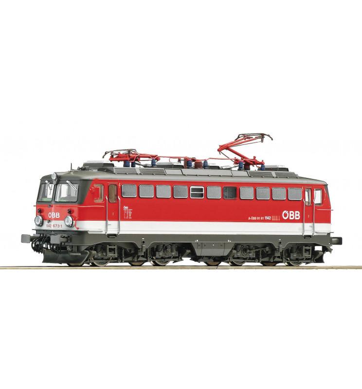 Roco 73615 - Elektrowóz 1142 ÖBB, DCC z dźwiękiem