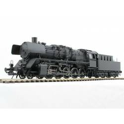 Lenz 40249-01 - Steam locomotive BR50, box tender, DR, Era 3