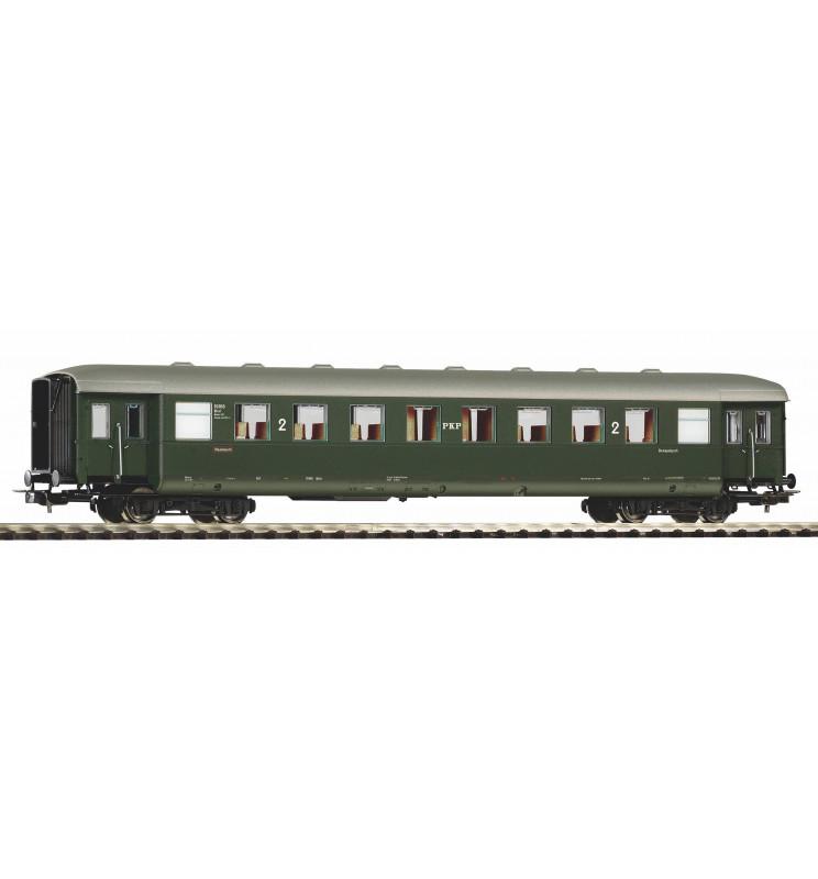 Piko 97602-2 - Wagon pasażerski 111A 2 kl PKP, Nowa edycja