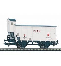 Piko 58946 - Wagon kryty do piwa Kdnh PKP, ep IIIb