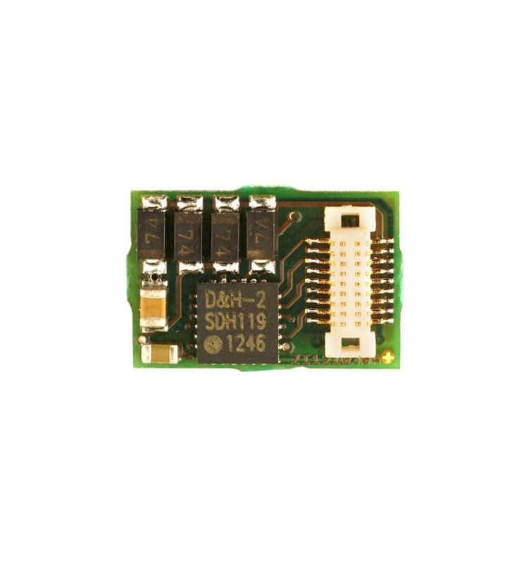 Dekoder DCC/SX/MM jazdy i oświeltenia D&H DH18A Next18