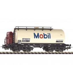 Wagon Towarowy Cysterna, Mobiloil DB III, m.Bh. - Piko 54353