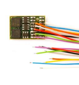 Dekoder DCC/SX/MM jazdy i oświeltenia D&H DH21A-3 9-przewodów