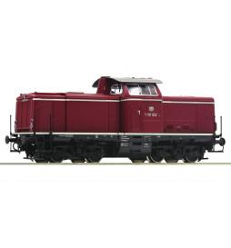 Roco 70980 - Lokomotywa spalinowa V 100 1252 z dekoderem dźwięku, DB