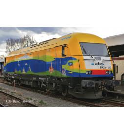 Roco 71400 - Lokomotywa spalinowa BR 223 013-4 z dźwiękiem