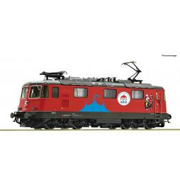 Roco 71402 - Lokomotywa elektryczna 420 294-1 Circus Knie, SBB z dekoderem dźwięku