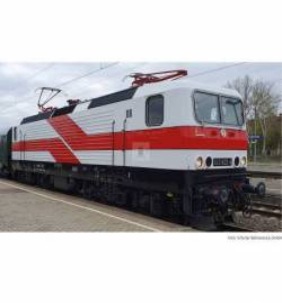 Tillig TT 04343 - Electric locomotive 243 822-4 of the Erfurter Bahnservice GmbH, Ep. VI