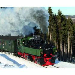 Tillig H0 05821 - Steam locomotive 99 5902-4 of the HSB, Ep. V -NEW-