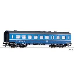 """Tillig TT 13608 - START-Passenger coach BD """"TT-Express"""""""