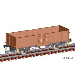 Tillig TT 14072 - Wagon odkryty Wddo, PKP ep.III