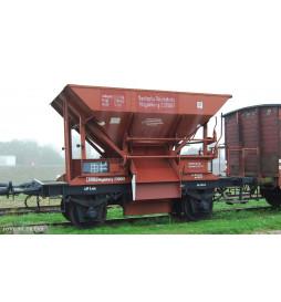 Tillig TT 17505 - Hopper car of the Magdeburger Eisenbahnfreunde e.V., Ep. VI