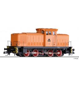 Tillig TT 96322 - Diesel locomotive V 60 D-1 of the Wolfsegg-Traunthaler Kohlenwerks AG (AT), Ep. IV