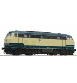 Roco 73727 - Diesel locomotive 218 218-6
