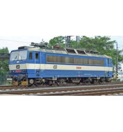 ACME AC69315 - Lokomotywa elektryczna 362 ČD dla pociągów międzynarodowych, DCC z dźwiękiem