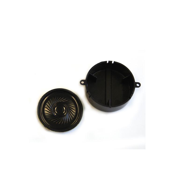 Głośnik 40mm, okrągły, 100 Ohm, z komorą rezonansową - ESU 50444